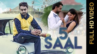 5 Saal Song Lyrics