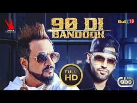 90 Di Bandook Song Lyrics