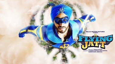 A Flying Jatt Lyrics