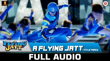 A Flying Jatt Title Song Lyrics