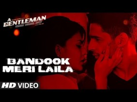 Bandook Meri Laila Song Lyrics