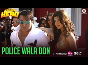 Police Wala Don Song Lyrics