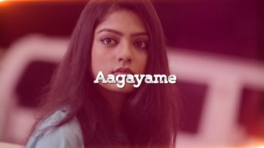 Aagayamey Song Lyrics