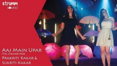 Aaj Main Upar Song Lyrics