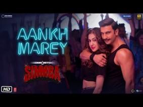 Aankh Marey Song Lyrics
