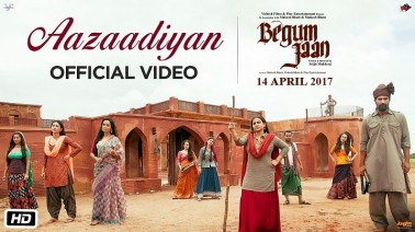 Aazaadiyan Song Lyrics