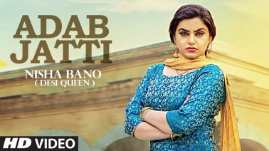 Adab Jatti Song Lyrics