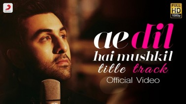 Ae Dil Hai Mushkil Title Song lyrics
