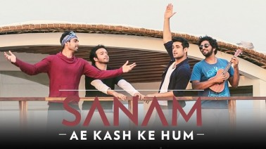 Ae Kash Ke Hum Song Lyrics