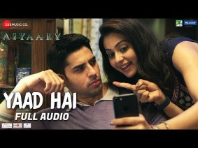 Yaad Hai Song Lyrics