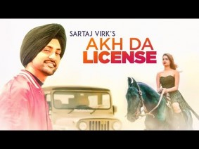 Akh Da License Song Lyrics