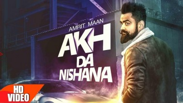 Akh Da Nishana Song Lyrics