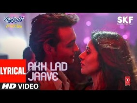 Akh Lad Jaave Song Lyrics