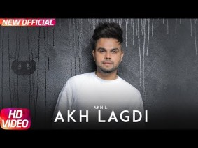 Akh Lagdi Song Lyrics