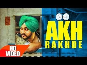 Akh Rakhde Song Lyrics