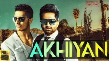Akhiyan Song Lyrics