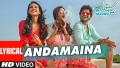 Andamaina Song Lyrics