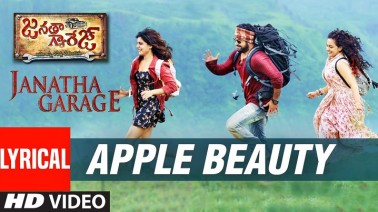 Apple Beauty Song Lyrics