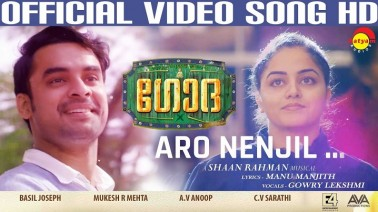 Aaro Nenjil Song Lyrics