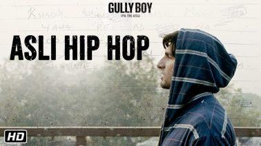 Asli Hip Hop Song Lyrics