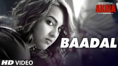 Baadal Song Lyrics