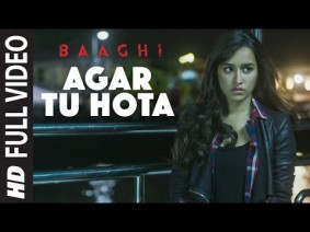Agar Tu Hota Song Lyrics