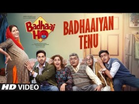 Badhaaiyan Tenu Song Lyrics