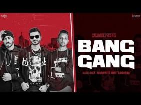 Bang Gang Song Lyrics