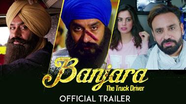 Banjara - The Truck Driver Lyrics