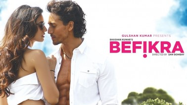 Befikra Song Lyrics