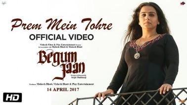 Begum Jaan Lyrics