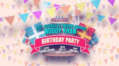 Birthday Party Song Lyrics