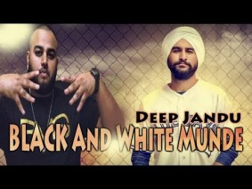 Black And White Munde Song Lyrics