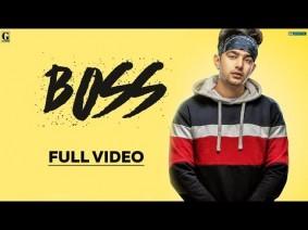 Boss Song Lyrics
