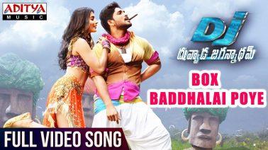 Box Baddhalai Poye Song Lyrics