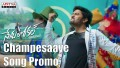 Champesave Nannu Song Lyrics