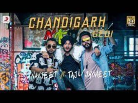 Chandigarh Gedi Song Lyrics