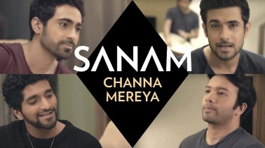 Channa Mereya Song Lyrics SANAM's Cover Version