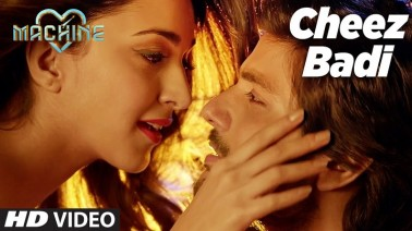 Cheez Badi Song Lyrics