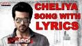 Cheliya Cheliya Song Lyrics