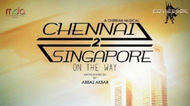 Chennai 2 Singapore Lyrics