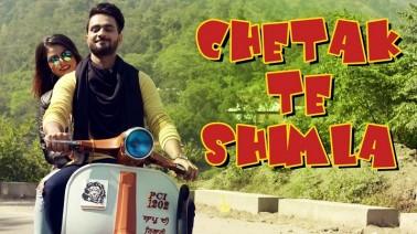 Chetak Te Shimla Song Lyrics