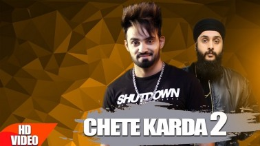 Chete Karda 2 Song  Lyrics