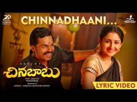 Chinnadhaani Song Lyrics