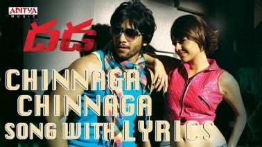 Chinnaga Chinnaga Song Lyrics
