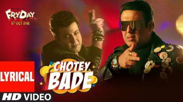 Chotey Bade Song Lyrics