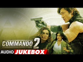 Commando 2 Title Track Song Lyrics