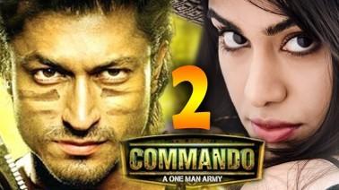 Commando 2 Lyrics