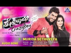 Murida Sethuveya Song Lyrics