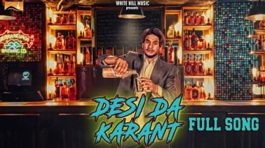 Desi Da Karant Song Lyrics